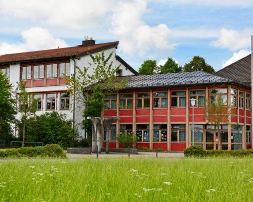 Grundschule Sankt Georgen - Außenansicht